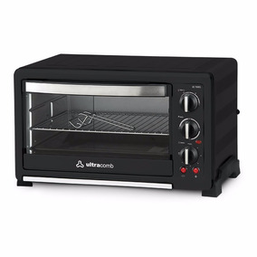 Horno Eléctrico Ultracomb Uc-75rcl 2000w 75lts