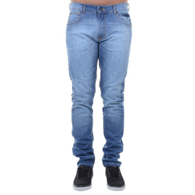 Calça Masculina Quiksilver Jeans Blue Premium Ii