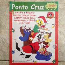 Revista Ponto Cruz Piu-piu E Frajola Trazem Toda A Turma