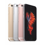 Iphone 6s Plus 128gb Carcasa Y Vidrio Templado De Regalo