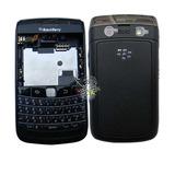 Carcasa Blackberry Bold 4 9780 + Forro + Anti Espias Nueva