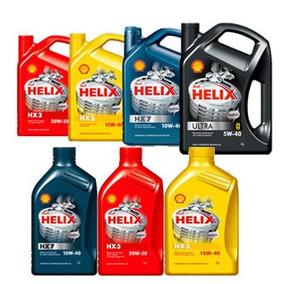Lubricantes Shell, Repsol, Motul, Caja 12unidades