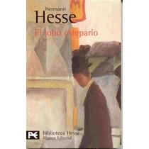 Libro: El Lobo Estepario - Hermann Hesse - Pdf