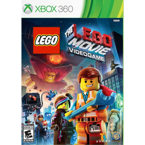 Lego Movie Videogame Xbox 360 Original Totalgames