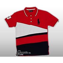 Chemises Polo Caballeros Hombre S M L Xl