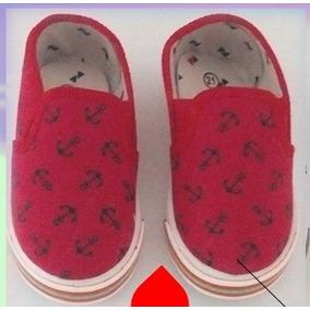 Zapato Niño Tipo Van Paseo