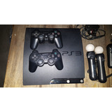 Play Station 3 + Ps Move