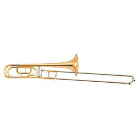 Trombone Tenor Baixo Yamaha Ysl 356 Ge