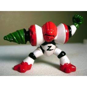 Robot Zbots Burger King Colección Micro Machin 1993 Retro.