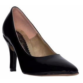 Zapatos Stilettos De Charol Luna Chiara Otoño Invierno 2017