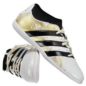 Chuteira Adidas Ace 16.3 Primemesh In Futsal Adultos - Chuteiras no ... 7df80e6b69b82