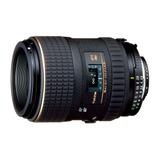 Lente Tokina At-x 100mm F/2.8 Pro D Macro Para Cámaras Nikon