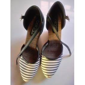 Sapato Anabela Feminino Da Marca Beira Rio Conforto