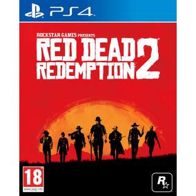 Vendo Red Dead Redeptiom Ps4 Digital Original