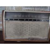 Muy Antigua Radio Rca De Transistores , Funcionando