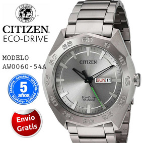Reloj Original Citizen Aw0060-54a Super-titanium