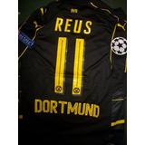 Camiseta Borussia Dortmund Reus Aubameyang Gotze Dembele