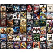 Jogos Ps3 Originais Em Disco Bluray - Diversos Títulos
