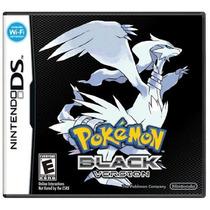 Pokemon Black Version Mídia Física 100% Original Novo Nds