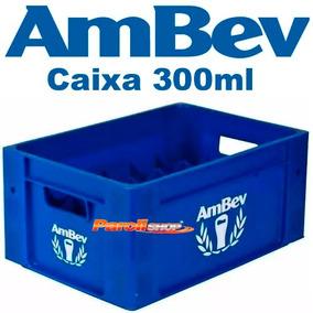 Caixa Engradado Garrafeira 300ml Romarinho 24 Garrafas Ambev