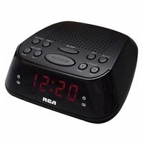 Radio Reloj Despertador Fm/am Funcion Sleep Rca Rp-2840pl
