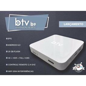 Btv Box B9 Lançamento