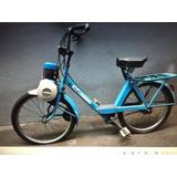 Bicicleta A Motor Antiga Solex Francesa