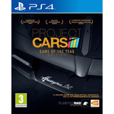 Project Cars: Complete Edition - Ps4 Físico Nuevo Y Sellado*