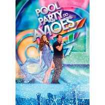 Dvd - Aviões Do Forró - Pool Party Do Aviões - Ao Vivo