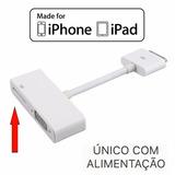 Cabo Datashow Projetor Vga/30pin Ipad 2 Iphone 4/4s Cod117.2