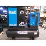Compresor De Tornillo Milwaukee Secador/tanque Envio Gratis!