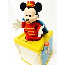 Cajita Sorpresa Mickey Mouse! Mattel!envio Gratis!