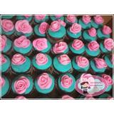 Cupcakes Personalizados 24 Unidades Por R$ 60,00