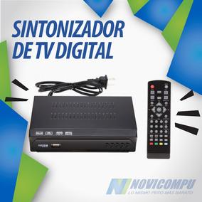 Sintonizador Convertidor De Tv Digital Full Hd