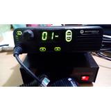 Radiotransmisor Motorola Dgm 4100+ Como Nuevo C/ Antena!!!!