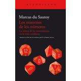 Los Misterios De Los Números Marcus Du Sautoy Acantilado
