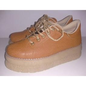 Zapatillas Con Plataforma Sneakers Mujer Primavera 2019