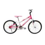 Bicicleta Nina Aro 20 Quadro Em Aço Carbono Houston