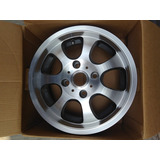 Rin Aluminio Tiida Hatch Back Original # Nimexx08c1