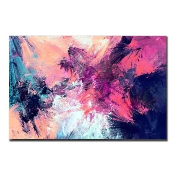 Cuadros Abstractos Varios 50x70 Calidad Canvas Hd Decocuadro