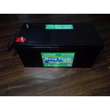 Bateria 12v 230a Gel Ciclo Profundo Panel Solar Importador