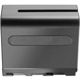 Bateria Np-f970 Larga Duracion Luz Led Y Monitor