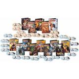 Box Dvd Naruto Completo 720eps Clássico + Shippuden + Filmes