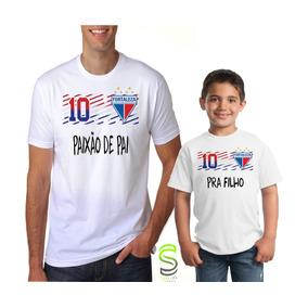 87bc017a42 Camisa Do Fortaleza Réplica - Camisetas e Blusas no Mercado Livre Brasil