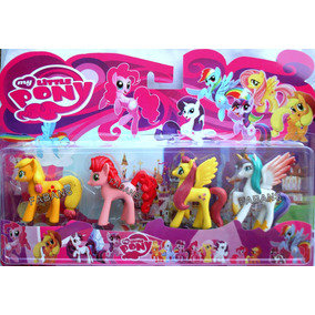 Juguete 4 My Little Pony Pinkie Twiligth Equestria Girl Set