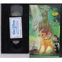 Bambi 2 El Gran Principe Del Bosque Disney Vhs (cassette)