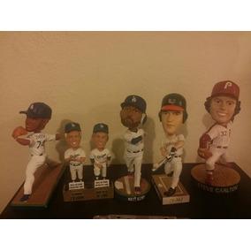4 Figuras Cabezonas Beisbol Por 600