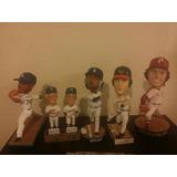 4 Figuras Cabezonas Beisbol Por 450
