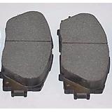 Pastillas De Freno Toyota Yaris 1999 - 2005 Del Up