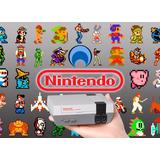 Nintendo Mini Nes Snes Classic 2 Controles Desbloqueada